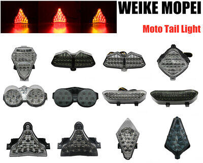 $38.88 • Buy LED Rear Tail Light Turn Signals Fit For YAMAHA YZF600 YZF1000 R1 R6
