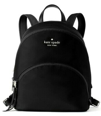$ CDN147.92 • Buy New Kate Spade New York Karissa Nylon Medium Backpack Black