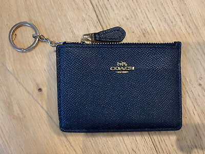 Coach Mini Skinny ID Coin Pouch Case Wallet RRP £60 • 20£