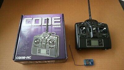 Core RC FHSS Code 2.4ghz Transmitter / Receiver • 84.99£
