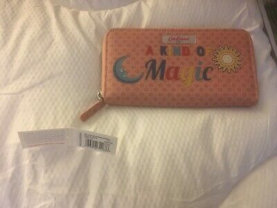 Cath Kidston A Kind Of Magic Magical Memories Large Continental Wallet Purse New • 18.99£