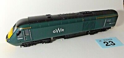HORNBY Railroad - GWR Class  43 HST Power Car - NEW  / UNBOXED  [ ITEM 23 MT] • 58.65£