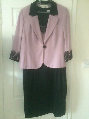 Dress And Jacket 16 Used • 9.99£
