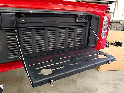 AU257.90 • Buy DV8 Tailgate Mounted Trail Table Fits 2018-2019 Jeep Wrangler JL Offroad