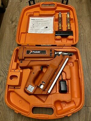 Paslode Nail Gun IM350/90 CT First Fix Kit With Battery And Charger • 245£