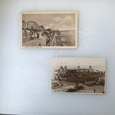 Two Early Postcards Of - Herne Bay • 1.99£