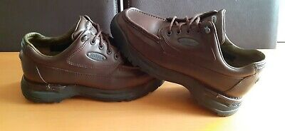 Mens Rockport Vibram Leather Shoes, Size 7W. • 4.19£
