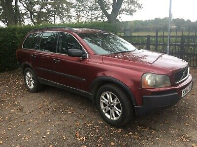 Volvo XC90 2.4 D5 With Recon Gearbox 32k Miles Ago Read Full Listing. • 1,000£