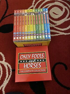 Only Fools And Horses Complete Collection Dvd • 27£
