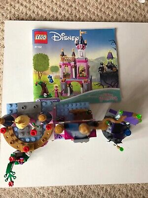 Lego 41152 Disney Princess Sleeping Beauty's Fairytale Castle 100% Complete • 15£