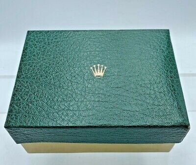 $ CDN181.96 • Buy Genuine Rolex Outer Watch Box Vintage Late 70's Early 80's