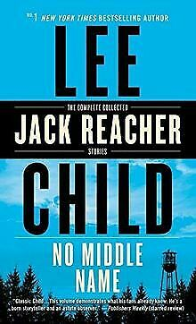 No Middle Name: The Complete Collected Jack Reacher S... | Book | Condition Good • 3.97£