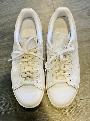 AU35 • Buy Adidas Stan Smith White Leather Sneakers 41.5
