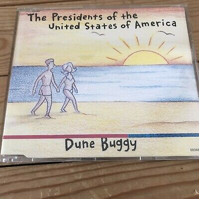 The Presidents Of The United States Of America Dune Buggy Cd Single • 1.32£