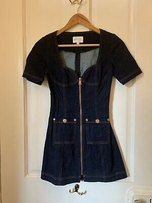 AU120 • Buy Alice Mccall Denim Dress Size 4