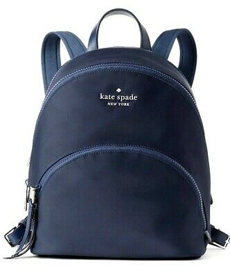 $ CDN128.46 • Buy New Kate Spade New York Karissa Nylon Medium Backpack Nightcap