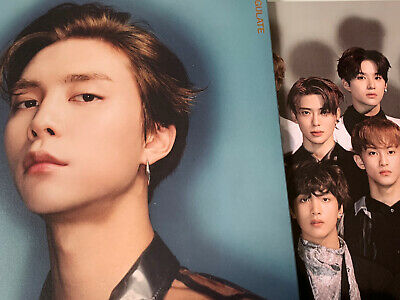 KPOP NCT 127 Regulate Album Johnny Ver. With Photocard And Postcard UK SELLER • 22£