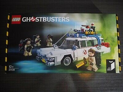 Lego Ghostbusters Limited Edition Ecto-1 21108 (2014) Boxed Set Sealed  • 129£