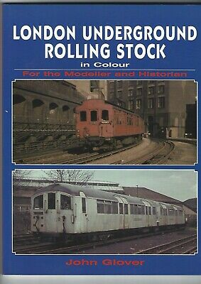 London Underground Rolling Stock -  For Modeller And Historian - 2009 • 30£