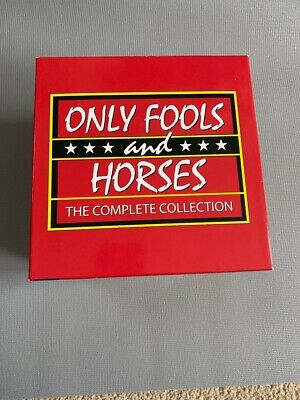 Only Fools And Horses The Complete Collection 26-Disc DVD Box Set • 15£