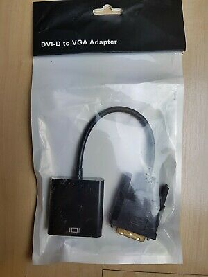 AU9 • Buy DVI-D To VGA Adapter