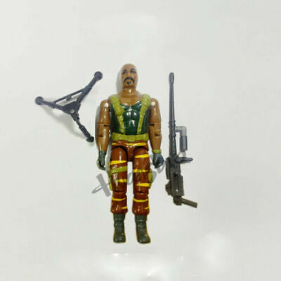 $ CDN10.09 • Buy 3.75  Gi Joe 30th Anniversary Roadblock Rare Figure Tiger Force Edition