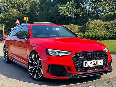 2019 Audi Rs4 2.9 Tfsi Sport Edition Quattro Huge Spec May Px • 57,495£