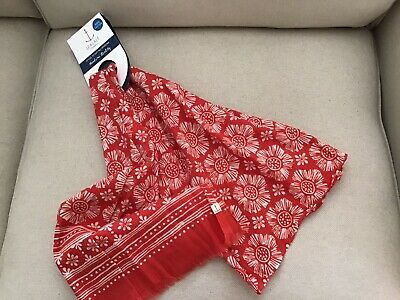 Seasalt New Everyday Scarf Buttercup Tomato Brand New • 10.50£