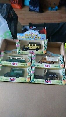 Darling Buds Of May Miniature Cars • 10£