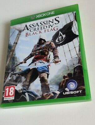 Assassin's Creed Black Flag Xbox One • 9.99£