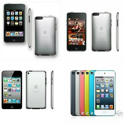 Apple Ipod Touch 2nd 3rd 4th 5th - 8GB 16GB 32GB 64GB - All Colors • 54.99£
