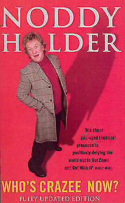 Who's Crazee Now? My Autobiography, Holder, Noddy,Verrico, Lisa , Acceptable, FA • 6.36£