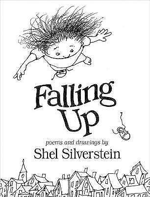 Falling Up: Poems And Drawings, Silverstein, Shel , Good, FAST Delivery • 7.82£