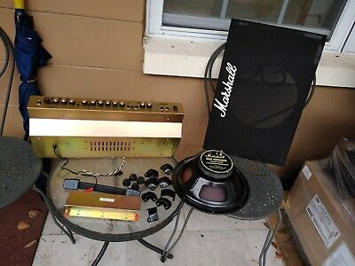 $ CDN65.54 • Buy MARSHALL G80R CD. Single 12  Combo Guitar Amp. G 80 R CD. ONLY PARTS SEE PHOTOS