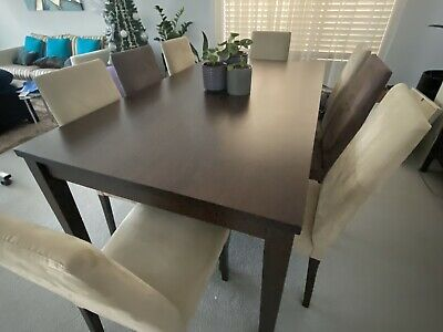AU135 • Buy Dining Tables And 8 Chairs