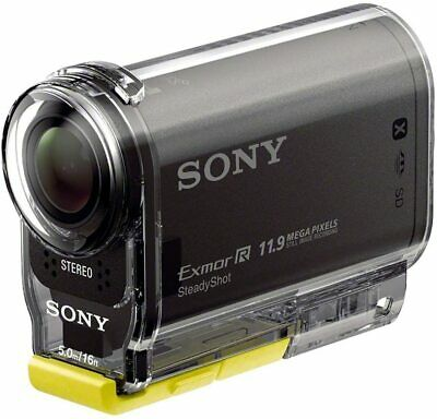 SONY HDR-AS30V Digital HD Camcorder Action Cam Used • 79.99£