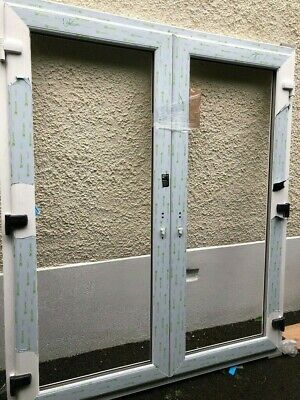 Brand NEW PVC Double Glazed French/Patio Doors!! Made To Order Any Size! • 620£