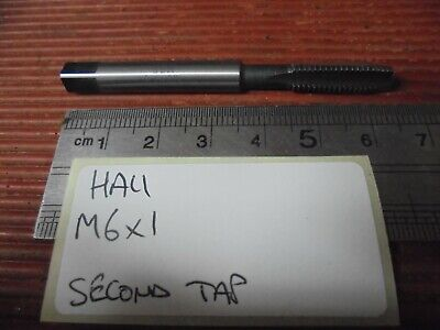 $6.26 • Buy M6 X 1 Second Tap Made By Hall