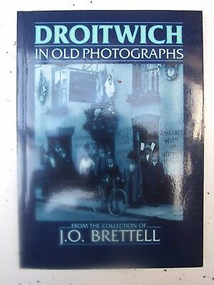 Droitwich In Old Photographs Brettell Worcestershire History Book Vgc • 4.50£