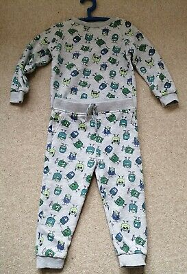 Baby Boys Navy Matching Jumper/joggers Outfit 18-24 Months  • 3.20£