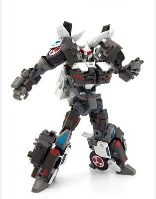 G-Creation GDW-02 PROWL IDW Rebel Action Figure Toy In Stock • 65.90£