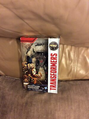 See Description Transformers Premier Decepticon Berserker Free Postage • 8.99£