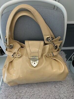 Aspinal Of London Barbarella Fine Leather Bag • 15£