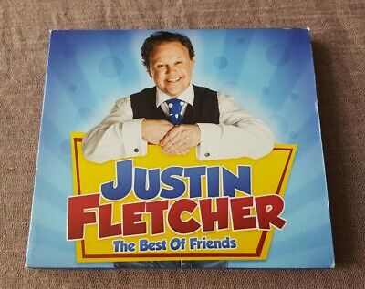 JUSTIN FLETCHER  The Best Of Friends CD (2013)  • 0.80£