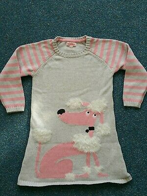 Bluezoo Jumper Dress Age 3-4 Years • 3.50£