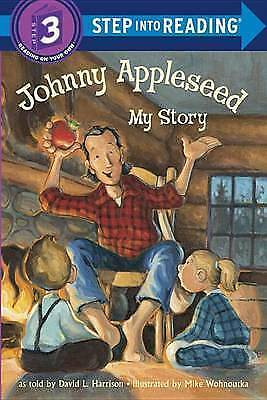 Johnny Appleseed: My Story (Step-Into-Reading, Step 3) • 3.27£
