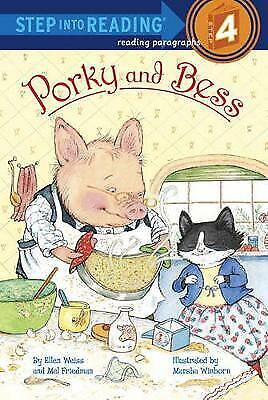 Porky And Bess (Step Into Reading) • 2.66£