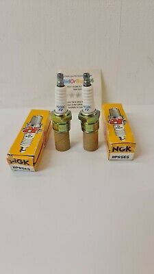 NGK Spark Plugs (R) BPR5ES (genuine) X2 France. • 7.50£