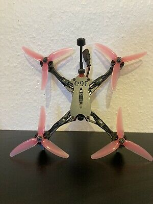 Custom Built 5 Inch Fpv Racing Drone Bnf Frsky ACCESS  • 215£