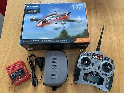Horizon Hobby Blade Mach 25 FPV Racing Drone *** READ DESCRIPTION *** WHOLE KIT • 150£